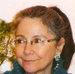 woman, dark hair, glasses