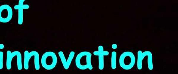 Embedded thumbnail for Innovation For A New And Bright World!!